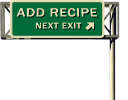 Add New Recipe
